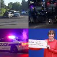 Car crashes into Brampton salon, no one injured
