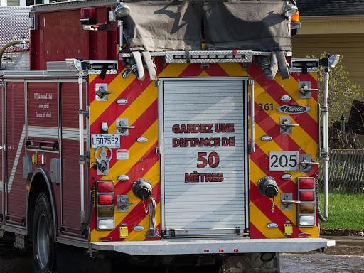 One man injured in suspicious Gatineau apartment fire